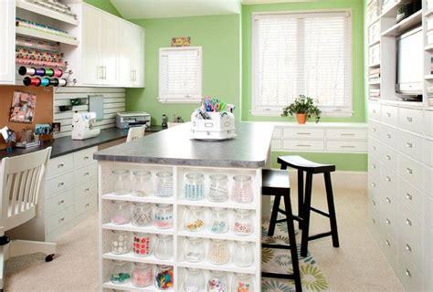 ikea craft room 1000 images about craft room ideas on kallax