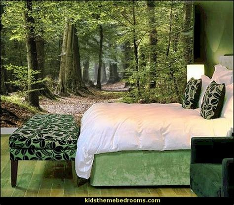 forest murals for walls decorating theme bedrooms maries manor tree murals