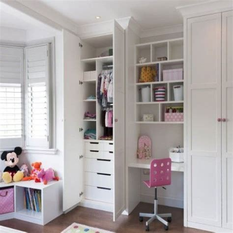 Desk Shelving Ideas 25 Best Built In Wardrobe Designs Ideas On Pinterest Bedroom Cupboards Fitted Wardrobe