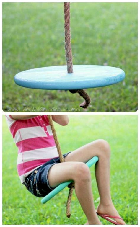 Diy Rope Swing creative diy rope projects to craft at home