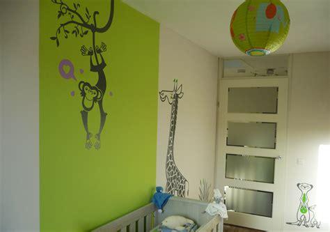 Exceptionnel Idee Chambre Bebe Fille #4: Deco-chambre-jungle-savane-9.jpg