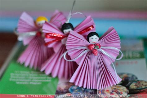 holiday paper crafts casa veneracion