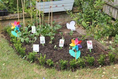 Making an Organic Vegetable Garden with Children   The