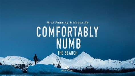 comfortably num vid 233 o comfortably numb thesearch by rip curl