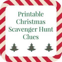 gift riddle hunt printable scavenger hunt clues for present