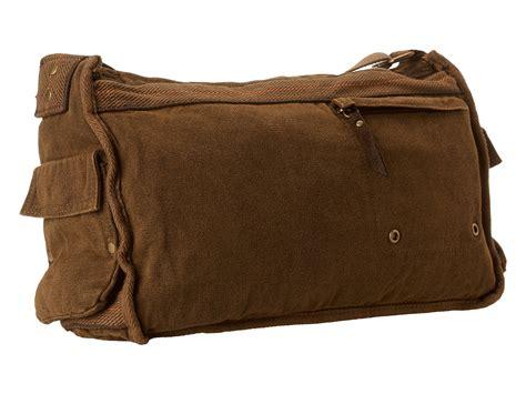 bed stu bags bed stu hawkeye messenger bag in brown for men lyst