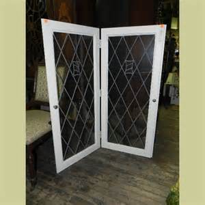 Stained Glass Cabinet Door Patterns Architectural Artifacts Toledo Oh