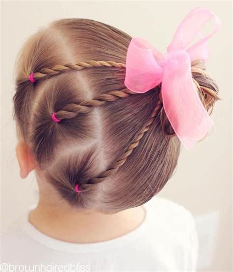 peinados de ninas para flower girls 40 cool hairstyles for little girls on any occasion easy