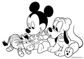 baby mickey mouse coloring pages baby mickey mouse coloring pages coloring home