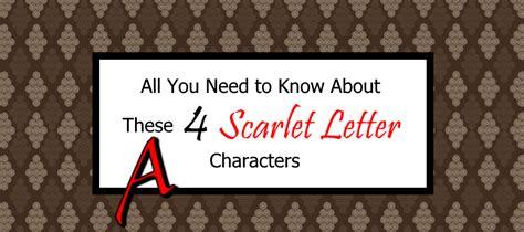 Scarlet Letter Character Quizlet Scarlet Letter Characters Ideas The Scarlet Letter