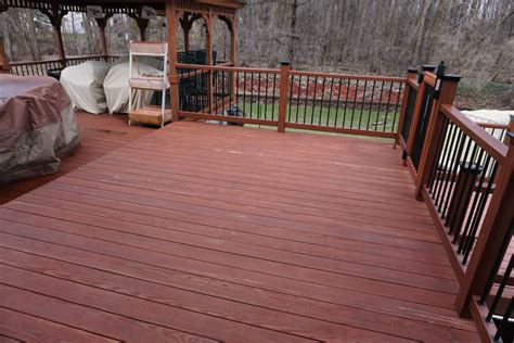 armstrong clark wood deck stain review   deck