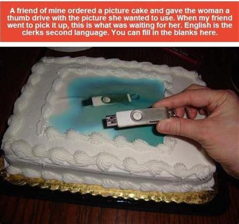 Komik Monika Original birthday cakes dump a day