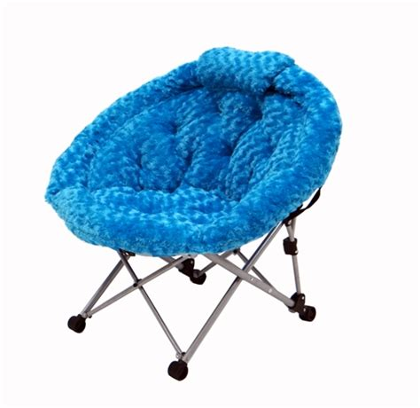Dining Room Tables Seat 12 by Medium Moon Chair In Deluxe Blue Fur