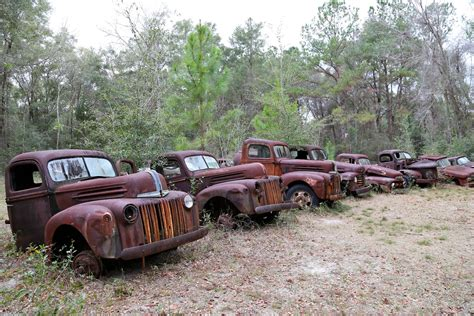 old rusty cars image gallery old rusty cars trucks