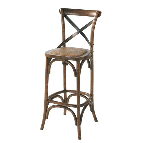 chaise rotin maison du monde chaise de bar en rotin maison design wiblia