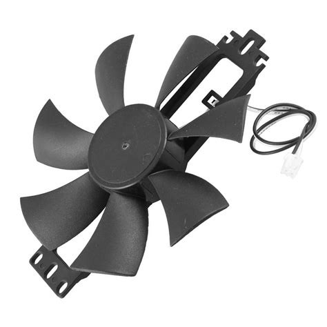 induction cooling fan dc 18v plastic induction cooker brushless cooling fan bt