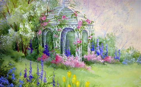 radha krishna garden  windows  hd wallpaper