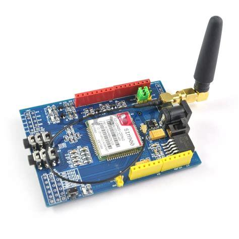 gprs gsm quadband module for arduino and raspberry pi diymall sim900 quad band development board gsm gprs module
