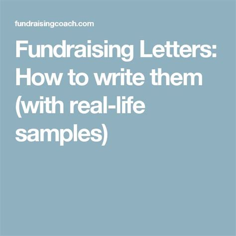 Hilarious Fundraising Letter 17 Best Ideas About Fundraising Letter On Fundraising Nonprofit Fundraising And