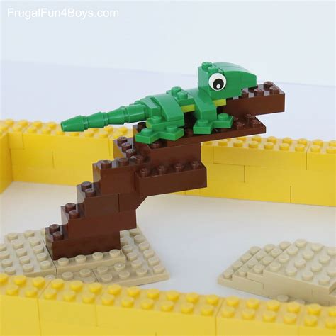 lego dog house instructions lego pets building instructions for dogs cats guinea pigs lizards and more