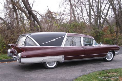 1960 superior cadillac hearse the goethe collection