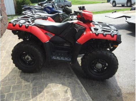 polaris sportsman   motorcycles  sale