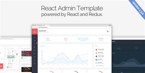 React Admin Themekeeper Com React Template