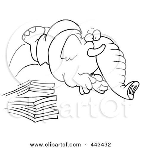 troline clipart elephant jumping