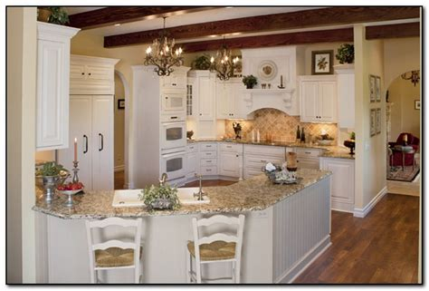 French Kitchen Backsplash What You Should Know About French Country Kitchen Design