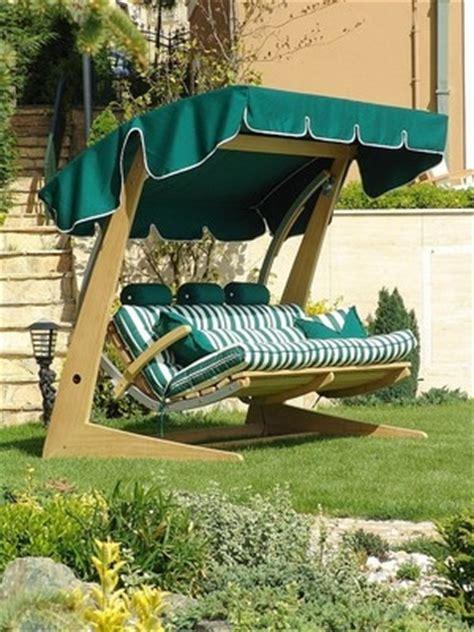 dondoli da terrazzo dondoli da giardino mobili da giardino