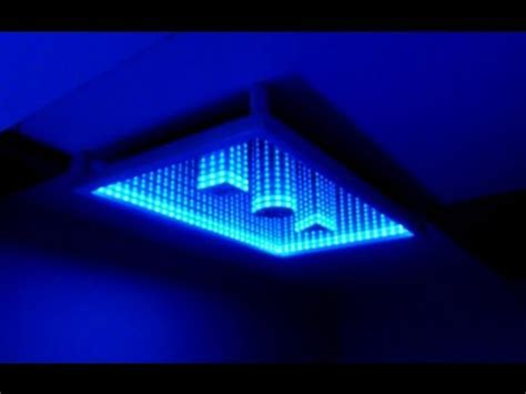 how to make infinity lights how to make an infinity mirror