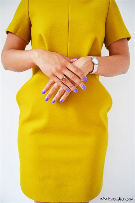 Trends Bandage Dresses To Blue Nails Style Weekly Couture In The City by Looks Skagen S In Silver Stainless