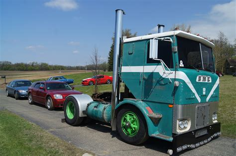 gmc semi truck gmc cabover autos post