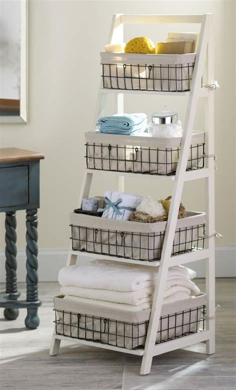 bathroom storage shelves with baskets bathroom storage baskets shelves with innovative styles