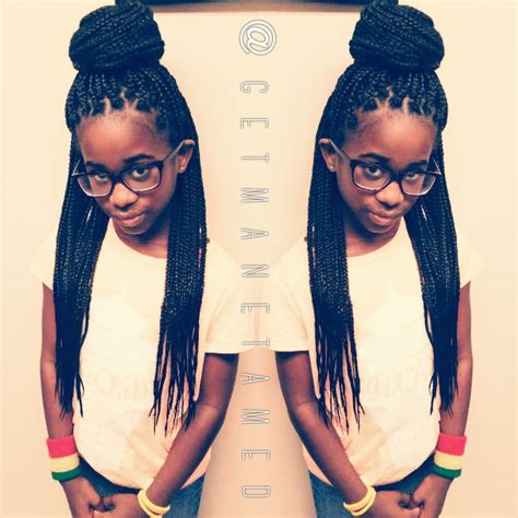 box braids hairstyles for teens kids box braids braids and marley twists havana twists