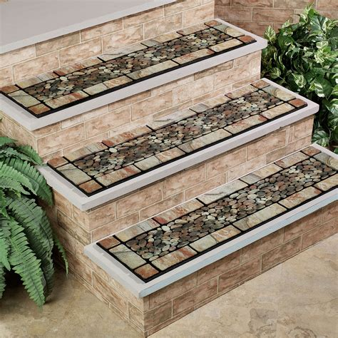 Mats For Outdoor Steps by Patio Stair Treads