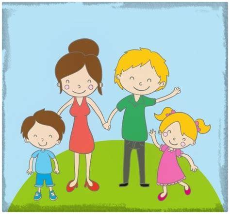 imagenes de la familia nucler ilustraciones de familia feliz imagenes de familia