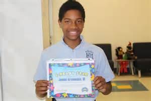 Lincoln elementary school for the arts i ready award