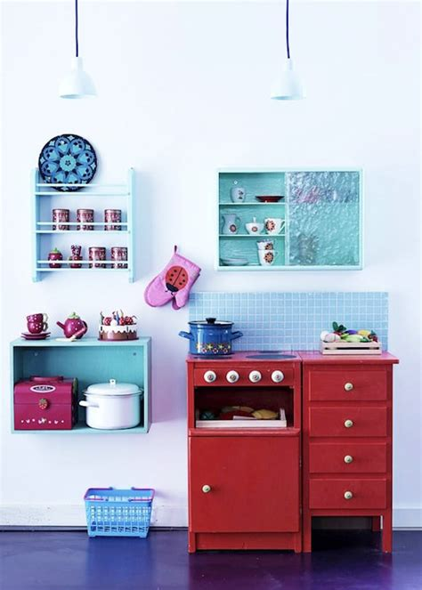 Baby Play Kitchen by Mommo Design Diy Play Shops Furniture And Details