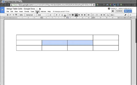 How To Create A New Spreadsheet In Docs by How To Make A Table With Merged Cells In Excel Complex