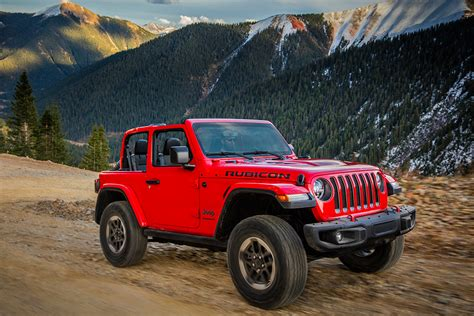 2019 Jeep Vehicles by 2019 Jeep Wrangler New Car Review Autotrader