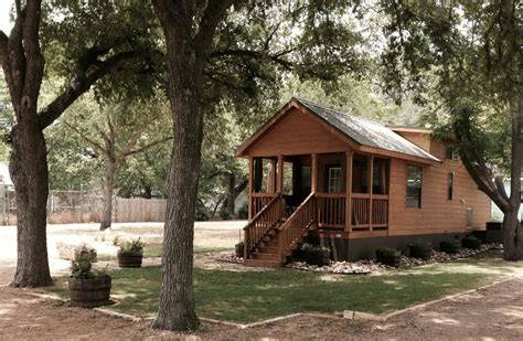 tiny cabin rentals tiny home the cabin small town charm homeaway