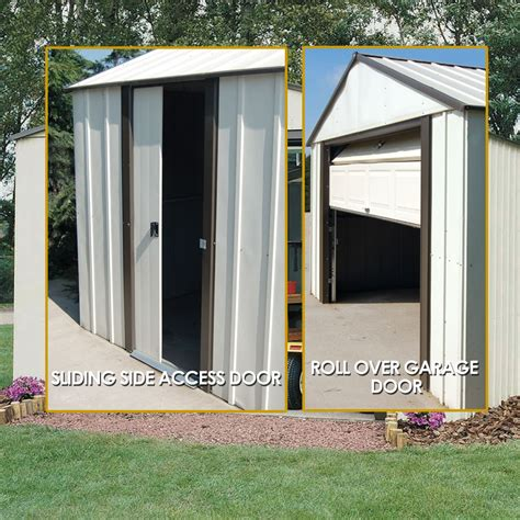 Murray S Garage by 12 2 Quot X 9 9 Quot Ft 3 7 X 3 0m Galvanised Metal Car Steel