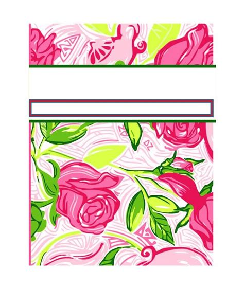 binder templates 35 free beautiful binder cover templates free template