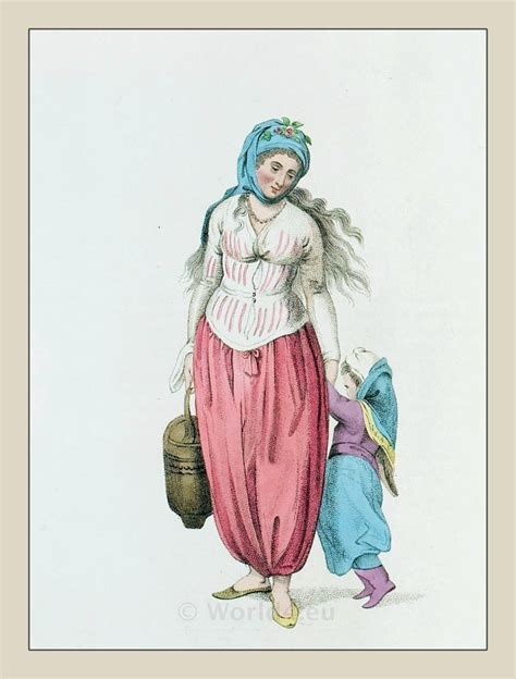 ottoman empire clothing ottoman empire costumes in 18th century