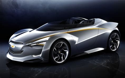cars chevrolet chevrolet mi ray roadster concept car wallpapers hd