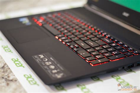 Laptop Acer Nitro acer aspire v nitro with intel s real sense 3d on ces 2015