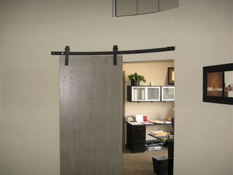 Curved Barn Door Track Curved Track Hardware Barn Door Hardware Homes Flats Sliding Door Track And We