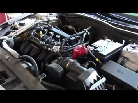 2011 ford fusion common transmission problem youtube