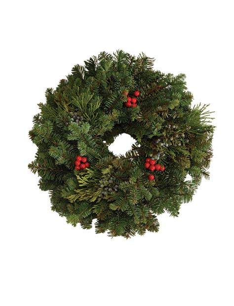 candle wreaths northwest wreath company candle ring with berries